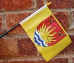 HAND WAVING FLAG (SMALL) - Suffolk